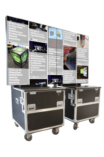 AV Rental Video Wall