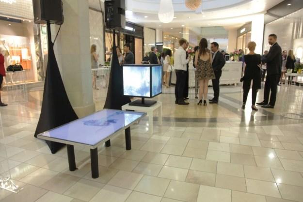 Volanti Displays Westfield Mall