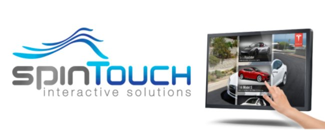 spintouch-Software