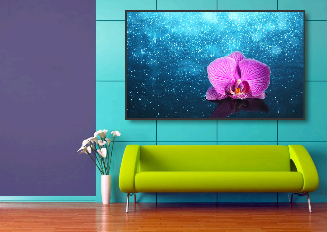 "Volanti's ultra large, high impact 98"" LCD Display"
