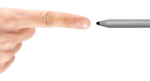 finger stylus image