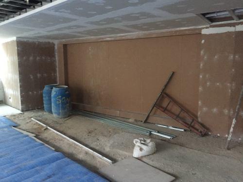 led wall install 1