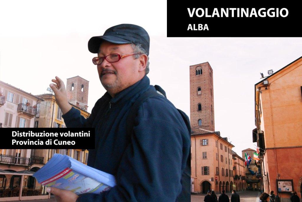 Volantinaggio Alba