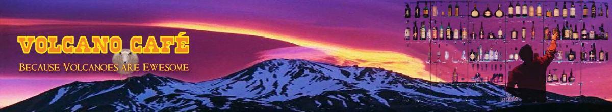 volcano cafe