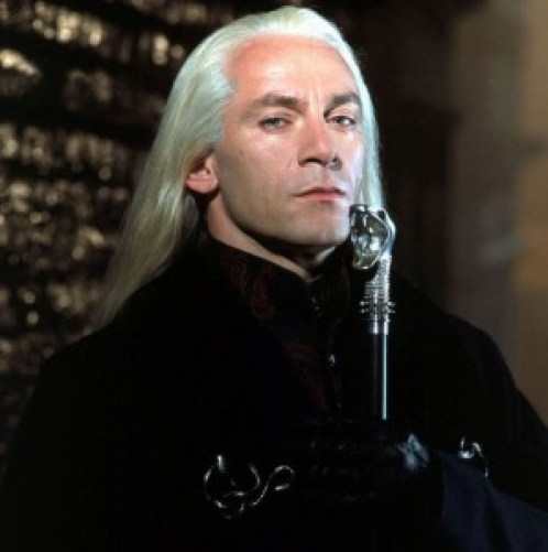 Jason Isaacs or Henrik? Hard to say! From Harry Potter by Warner Bros: used under Fair Use