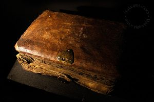 Book of Settlement. Photo from http://valkyrja.com/260815.html