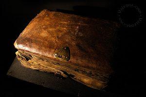Book of Settlement. Photo from http://valkyrja.com/260815.html