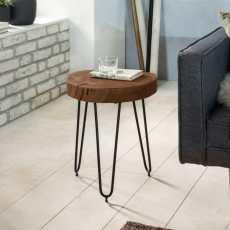 Bagli -apupöytä halkaisija 30 cm