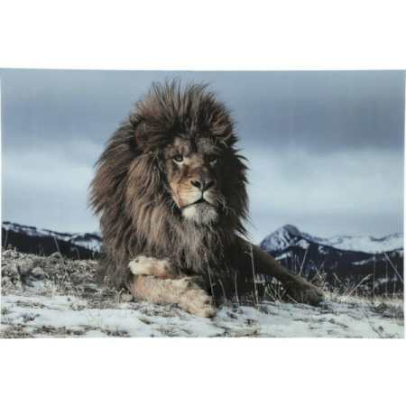 Taulu Glass Proud Lion