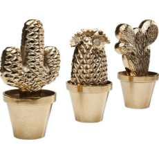Koriste Canister Cactus Copper - Lajitelma
