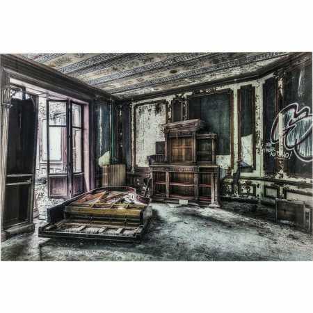 Taulu Glass Vintage Piano Room