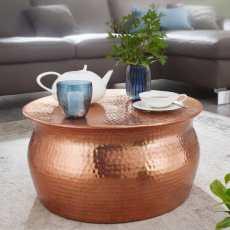 Karam sohvapöytä kupari 60 cm