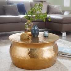 Karam sohvapöytä kulta 60 cm