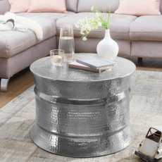 Karam sohvapöytä hopea 62 cm