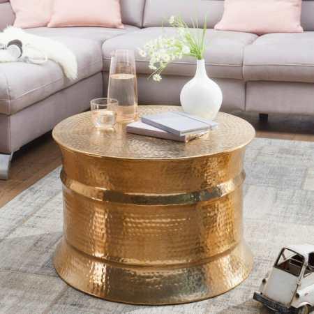 Karam sohvapöytä kulta 62 cm