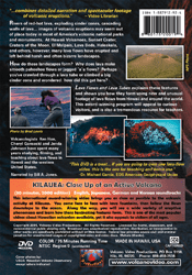 Cover of Lava Flows and Lava Tubes DVD