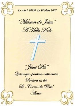 Résultats de recherche d'images pour «HILLE KOK priere»