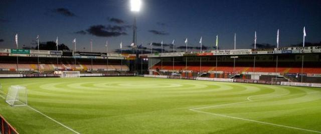 Het Kras Stadion Volendam pr-foto
