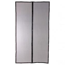 moustiquaire rideau magnetique pour porte h220xl100 cm