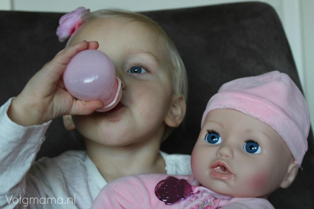 annabell - drinken - flesje - volgmama