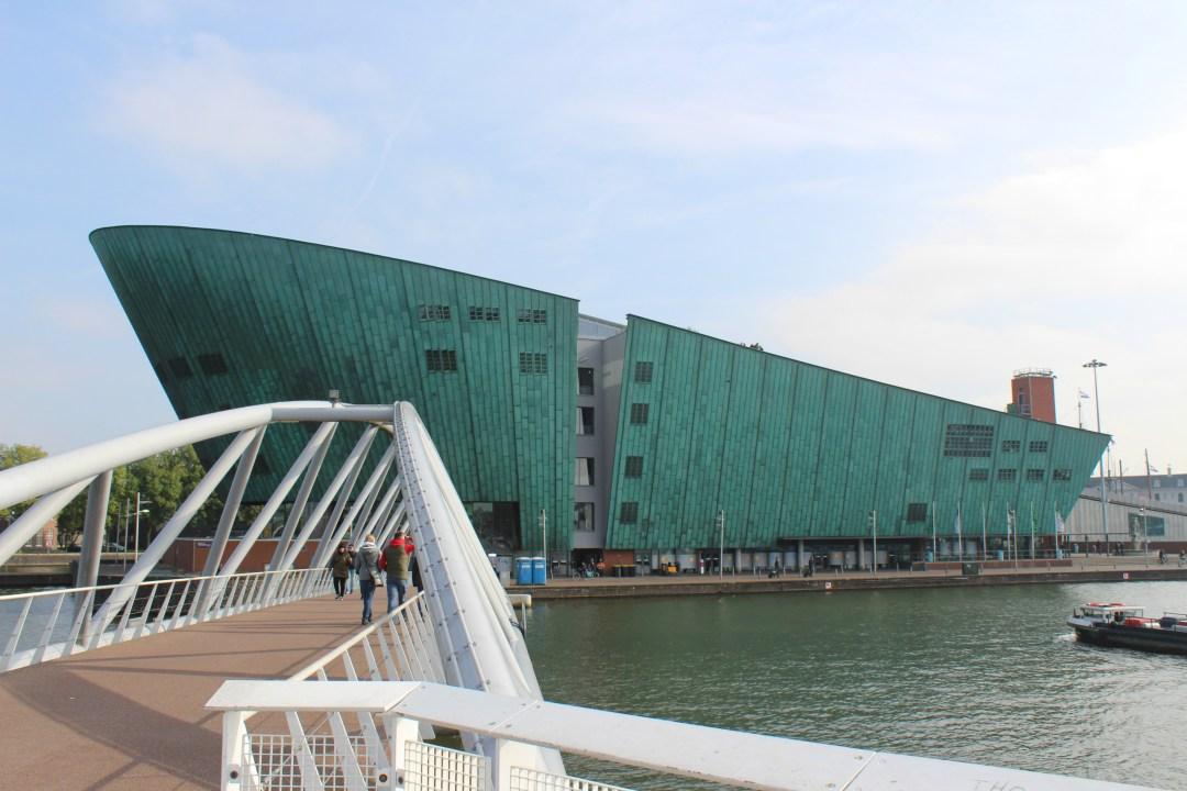 nemo - museum - amsterdam - volgmama