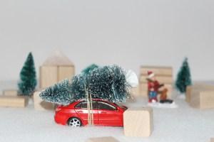 adventszondagen, advent, kerstdorp, houten blokken,