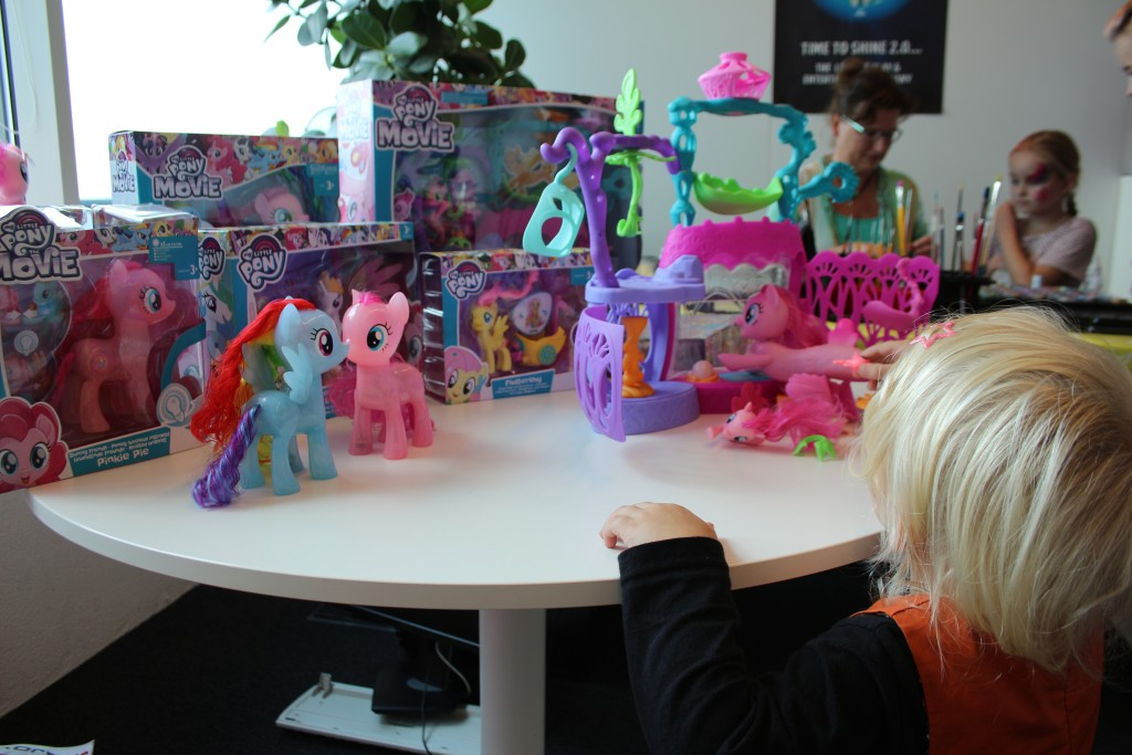 Nieuwe speelgoedcollectie My Little Pony