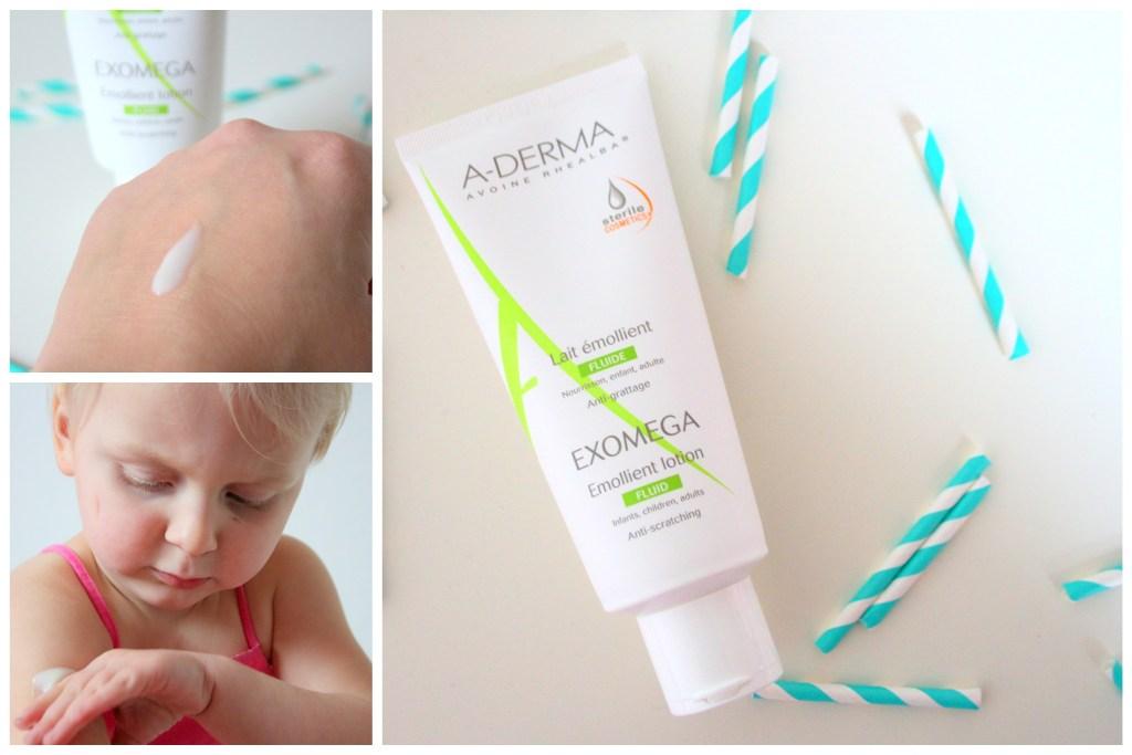 A-derma lotion