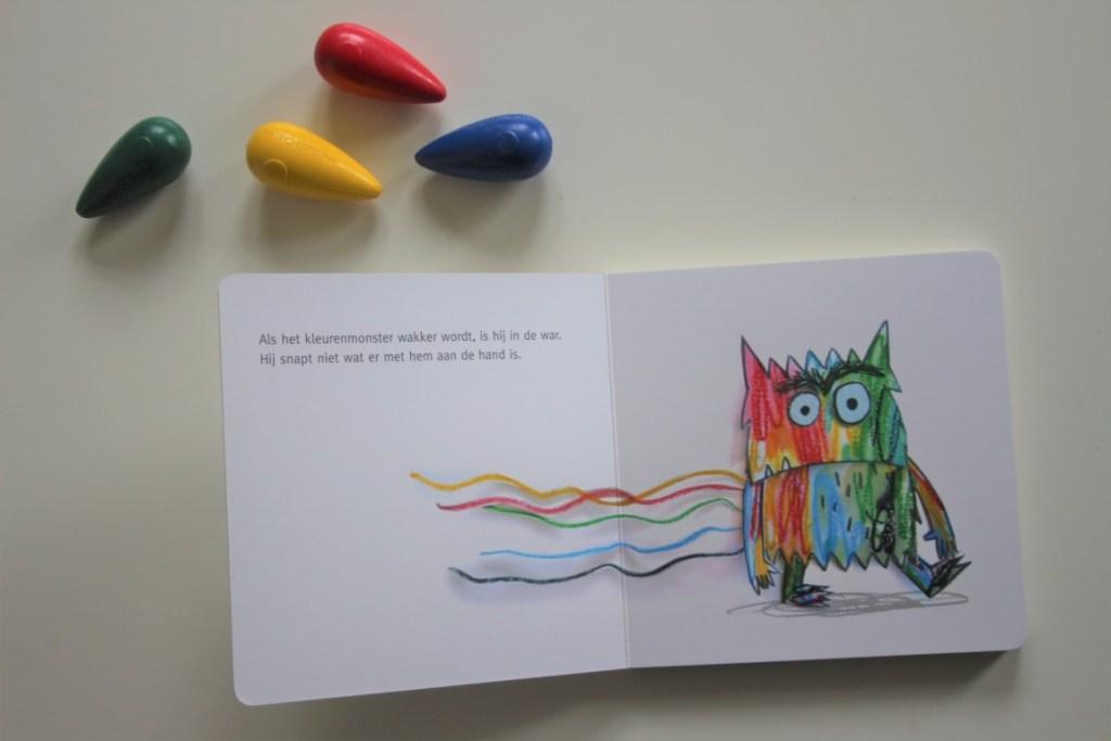 kleurenmonster-boek-review