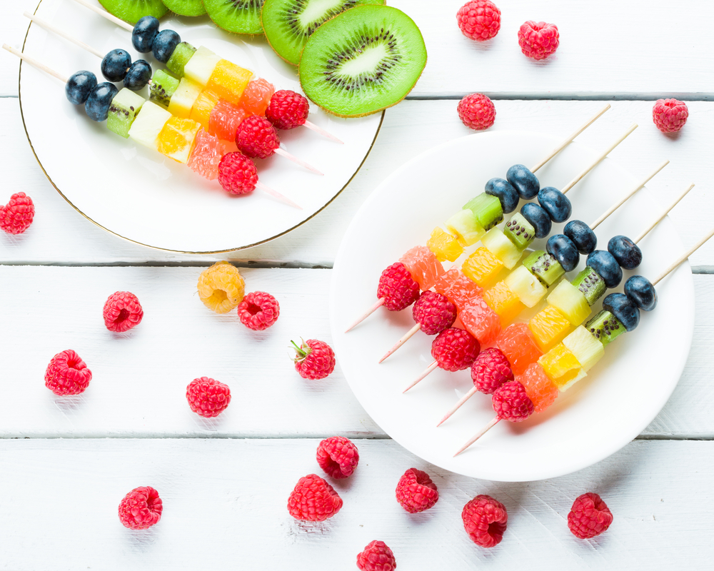 Ongebruikt Gezonde traktaties met fruit; 10 leuke ideeën voor kinderen om te BM-08