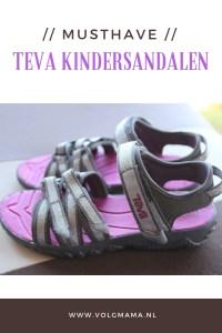 Review Teva Kindersandalen