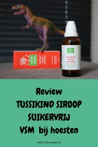 Review Tussikind Siroop Druppels