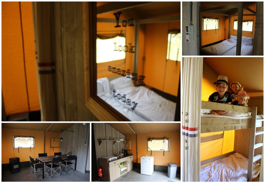 Safaritent glamping in Brabant - Review de Achterste Hoef