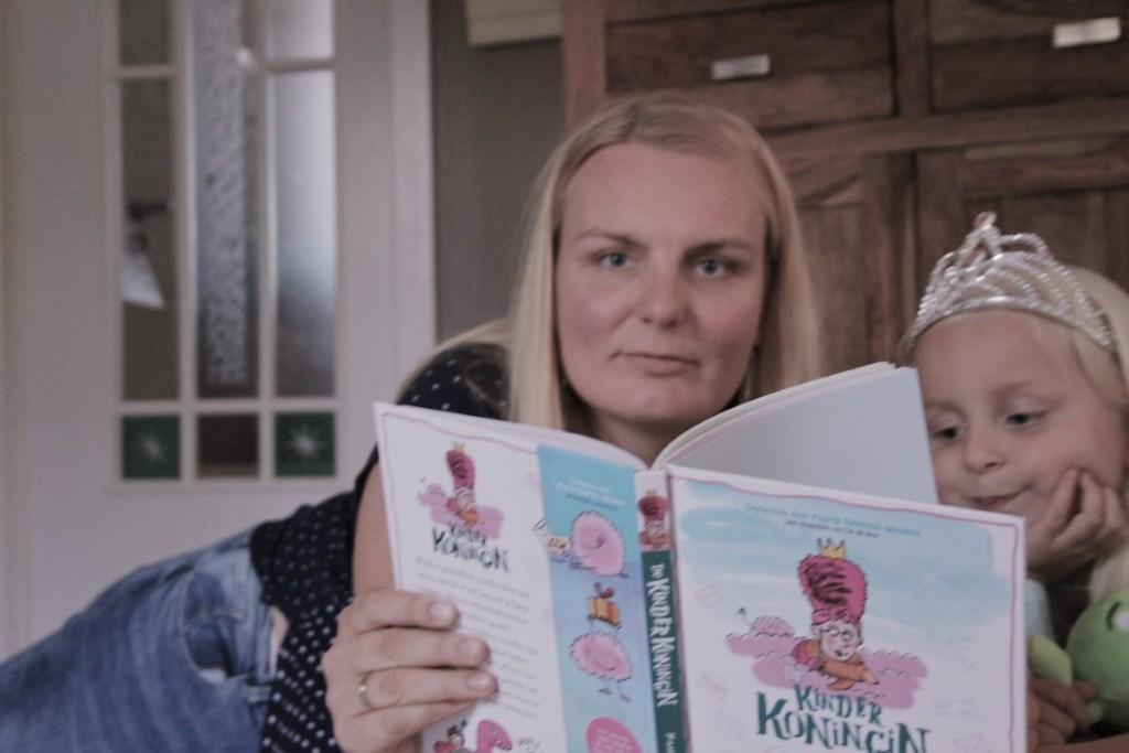 Recensie de Kinderkoningin kinderwensen boek 2019