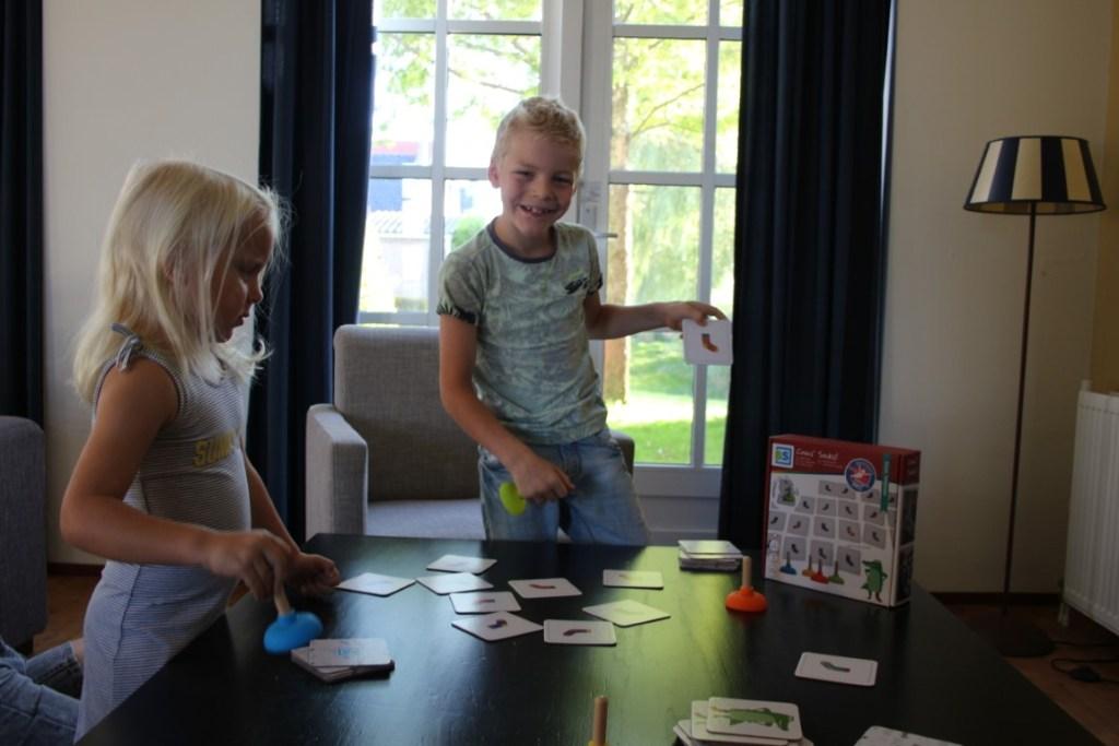 Crocs' socks memory spel voor kinderen