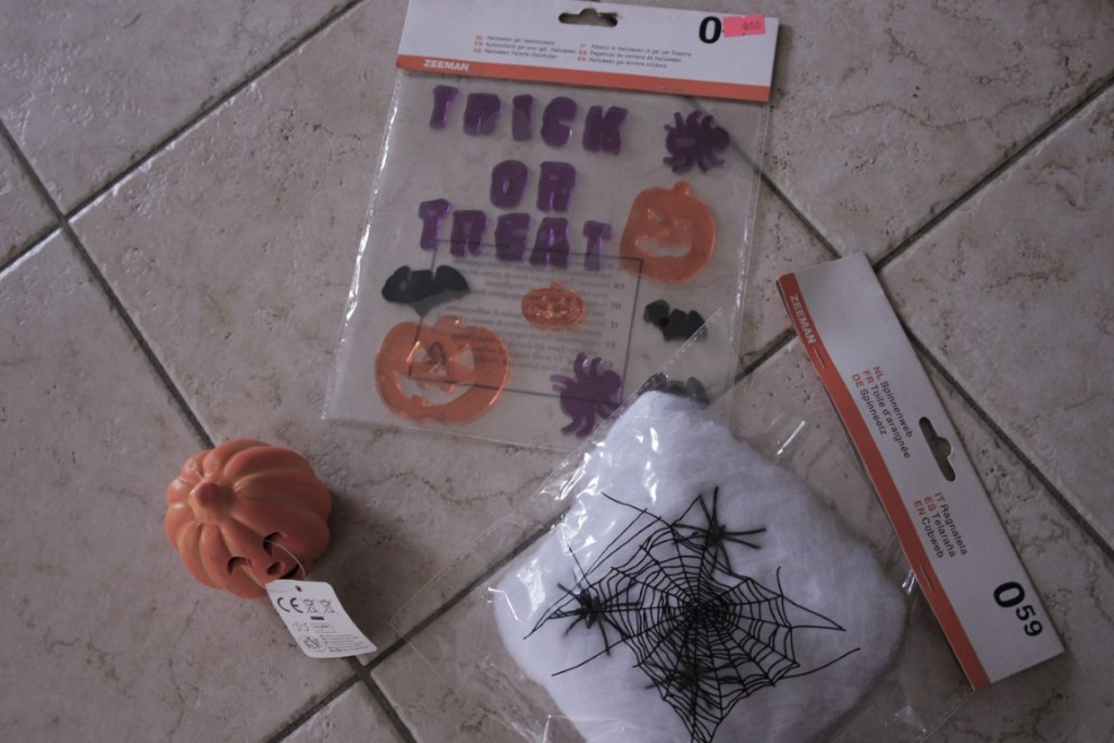 Halloween  Thema Glazen Stolp Decoratie