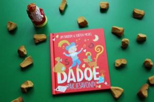 Dadoe Pakjesavond - Sinterklaasboek Kinderboek Recensie