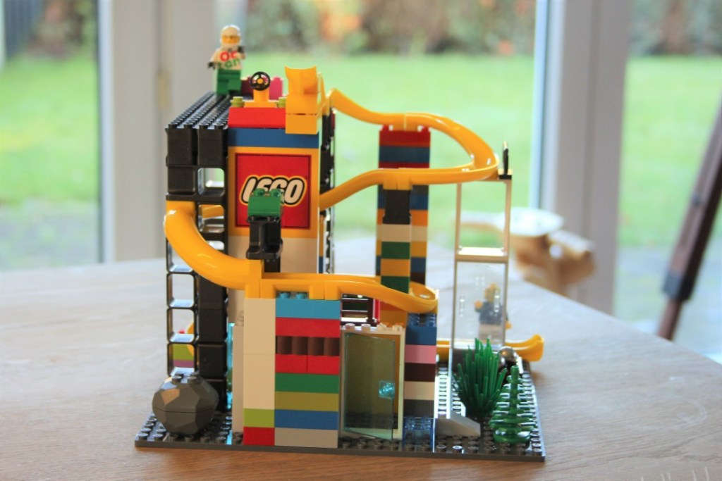 Hubelini Pi Marble Run M Compatibel LEGO Ervaring