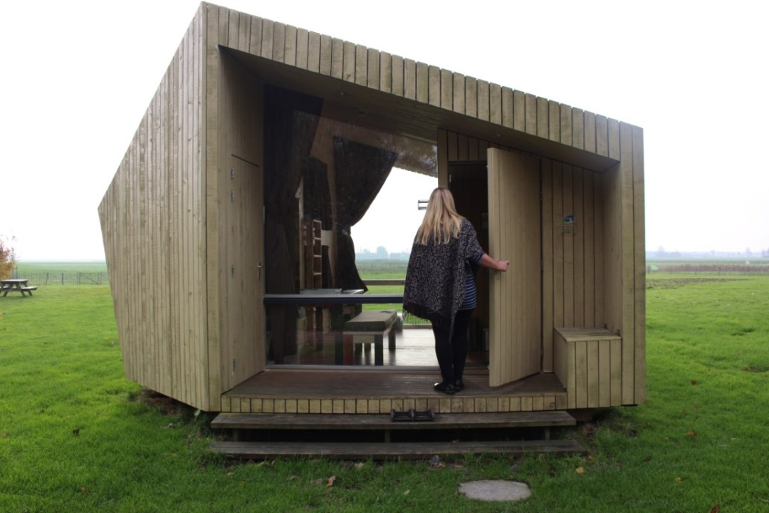 Natuurhuisje - Overnachten in de natuur - Tiny House - Friesland