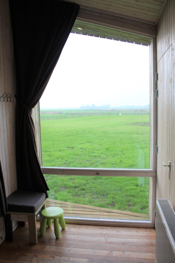 Overnachten in een Tiny House in Friesland