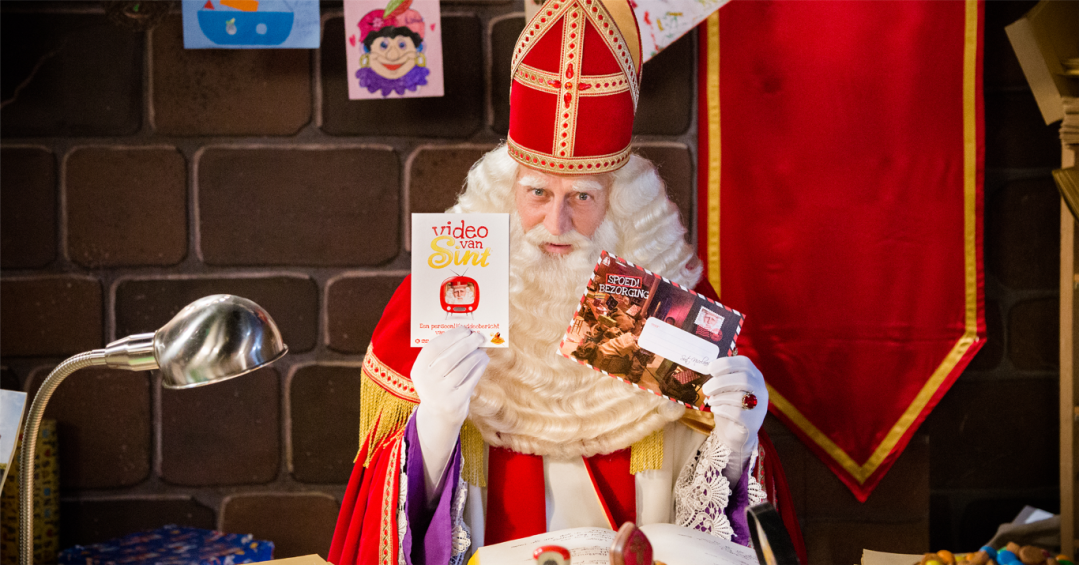 Video van Sint 2019
