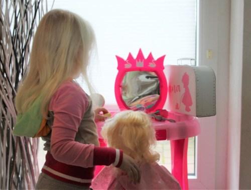 Kappertje spelen met pop - Ervaringen - Baby Alive Knip & Style