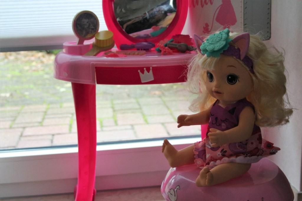 Review Baby Alive Magisch Kapsel Haren Knippen Pop