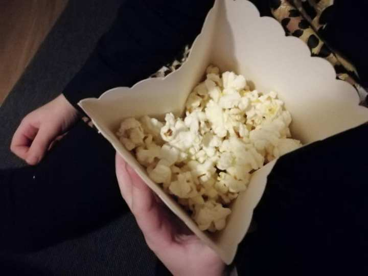 Review Siliconen Popcorn Maker Beker - Gezonde popcorn maken