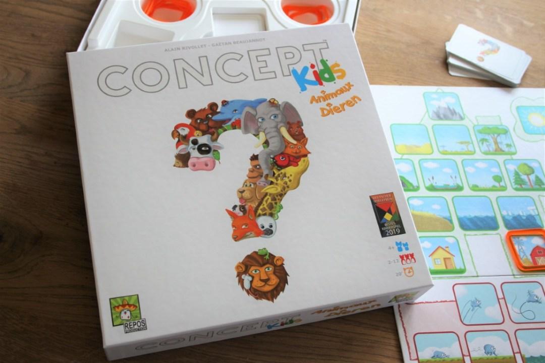 Concept Kids Animal Spel Ervaringen