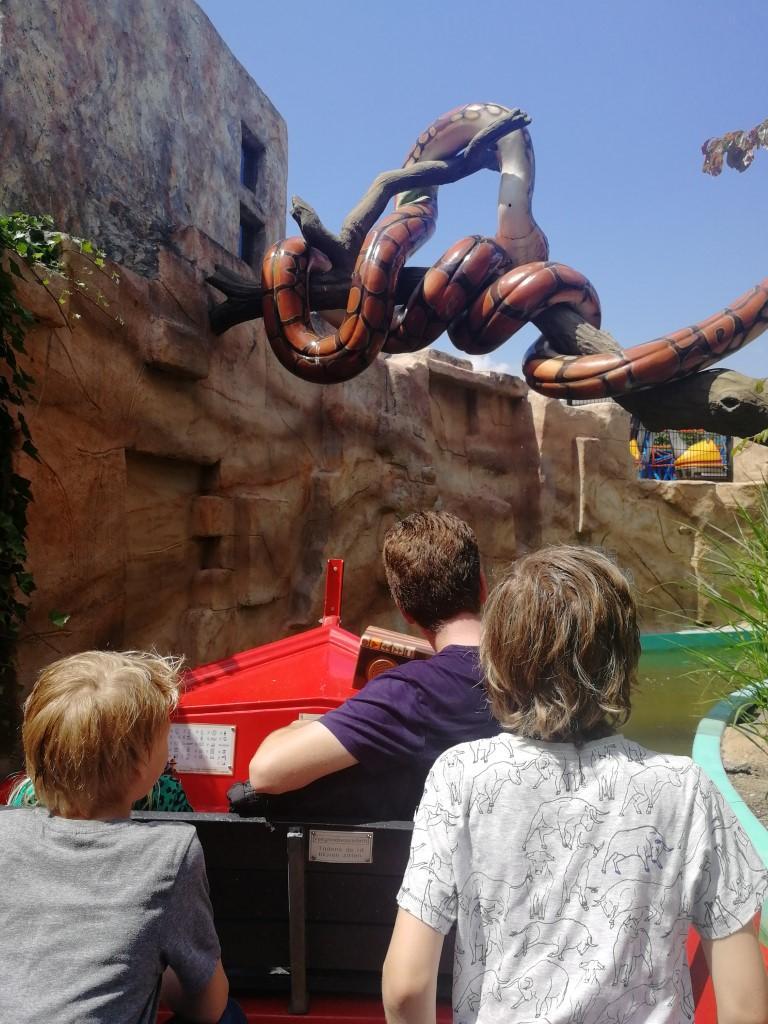 Jungle Expedition Attractie Avonturenpark Hellendoorn