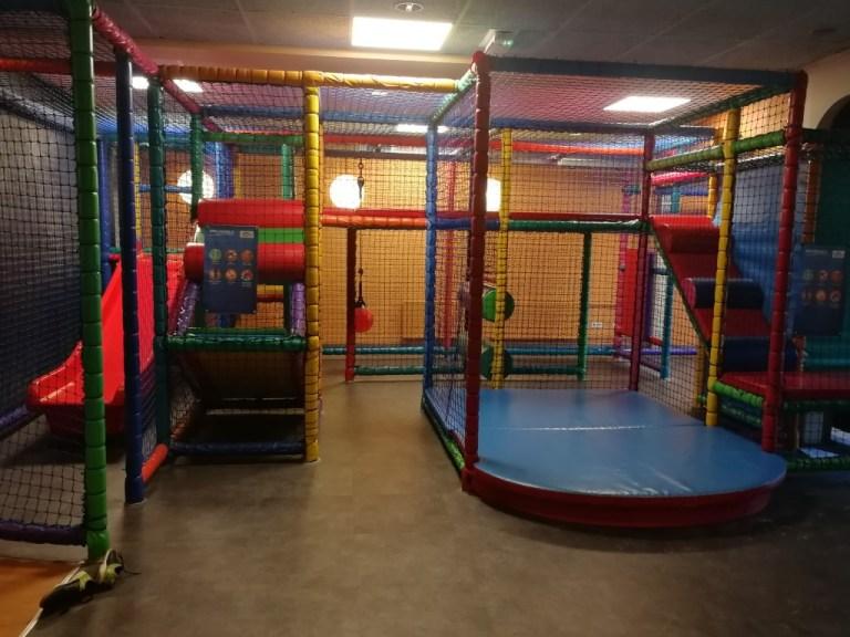 Roompot Hunzedal Binnenspeeltuin