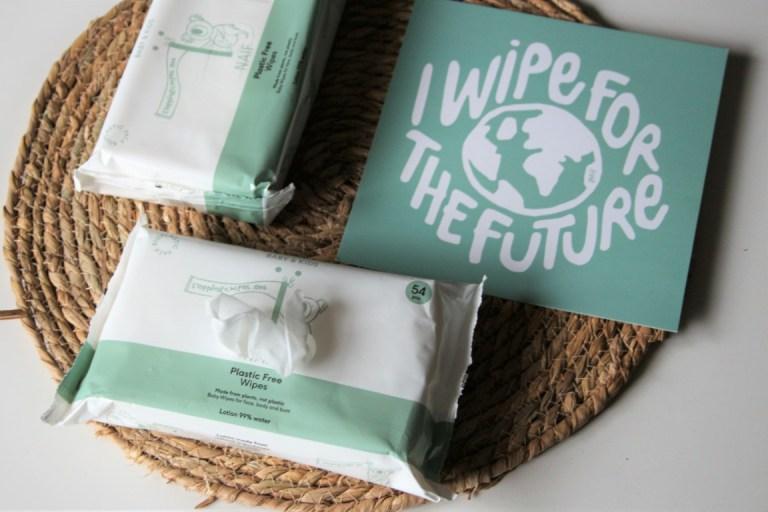 Plasticvrije babydoekjes - Milieuvriendelijke babyproducten