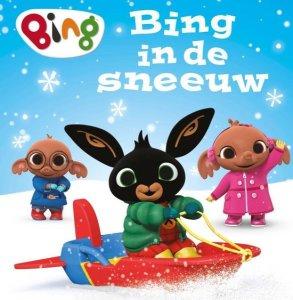 Bing in de sneeuw boek