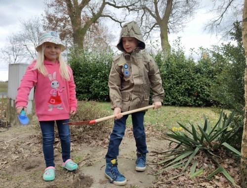 tuinieren met kinderen tips blog